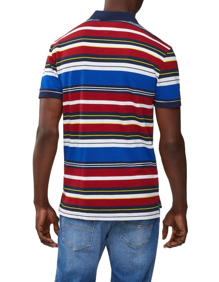Striped Polo image 2
