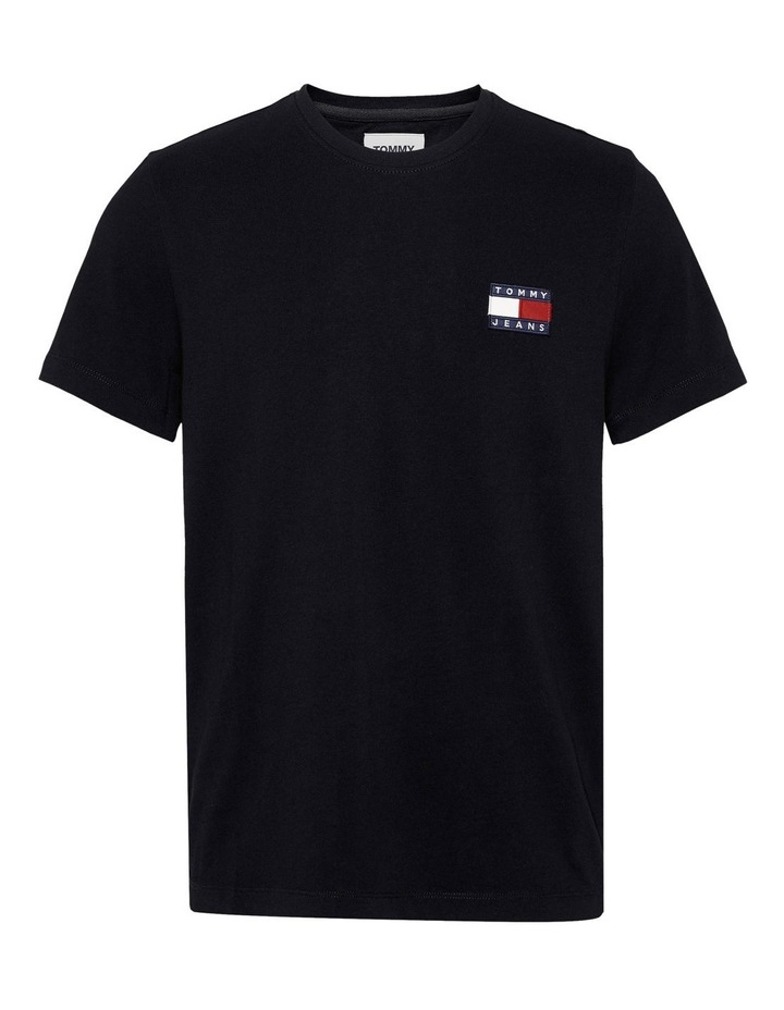 Tommy Badge Organic Cotton T-Shirt image 3