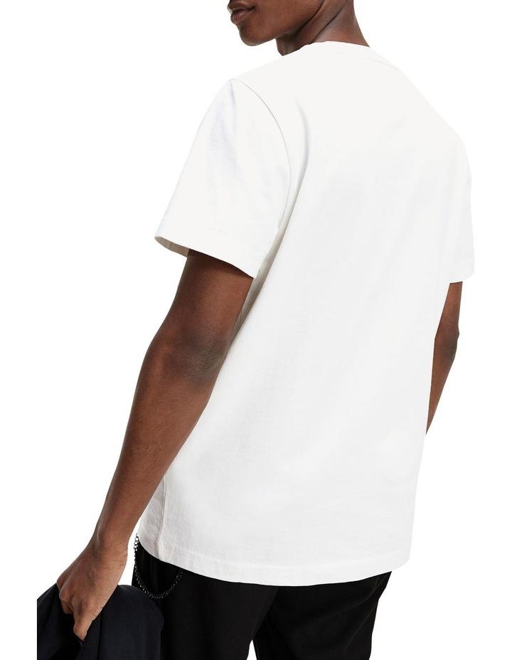 Tommy Badge Organic Cotton T-Shirt image 2
