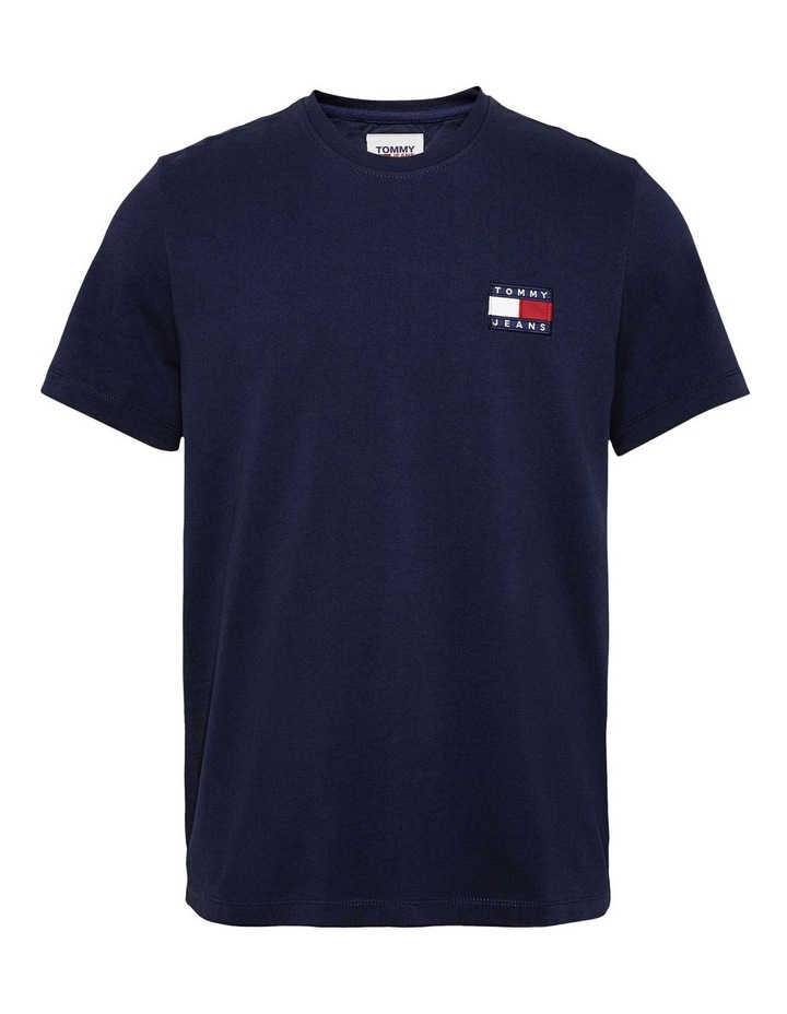 Tommy Badge Organic Cotton T-Shirt image 1