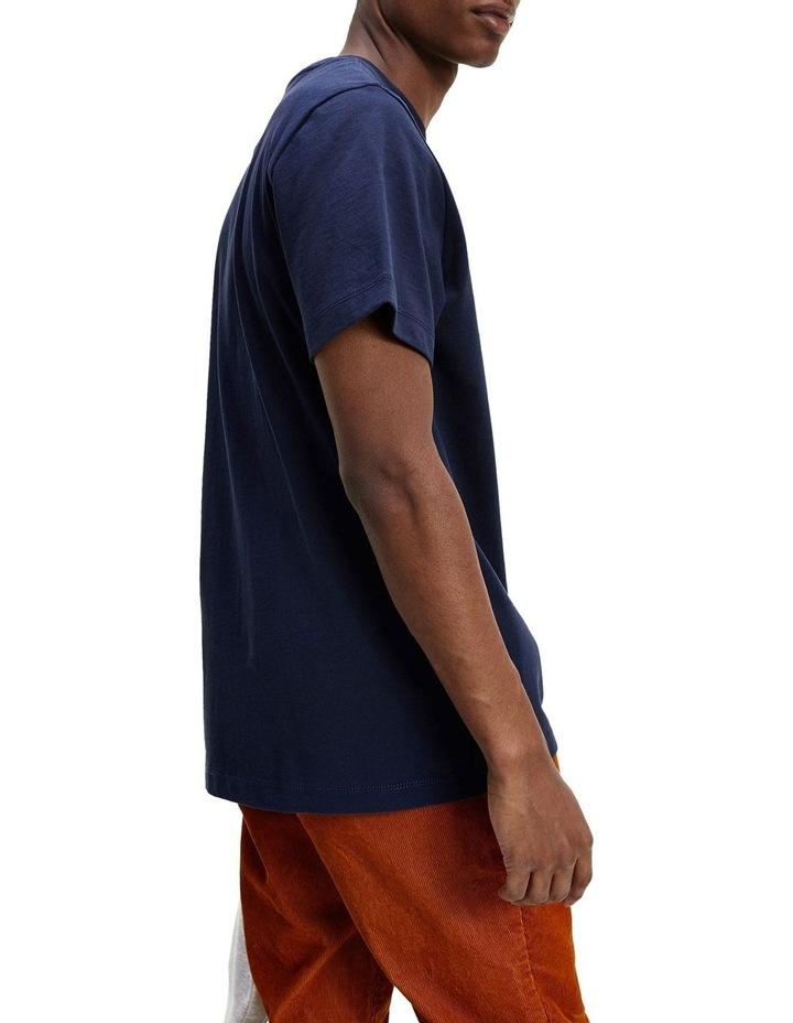 Tommy Badge Organic Cotton T-Shirt image 3