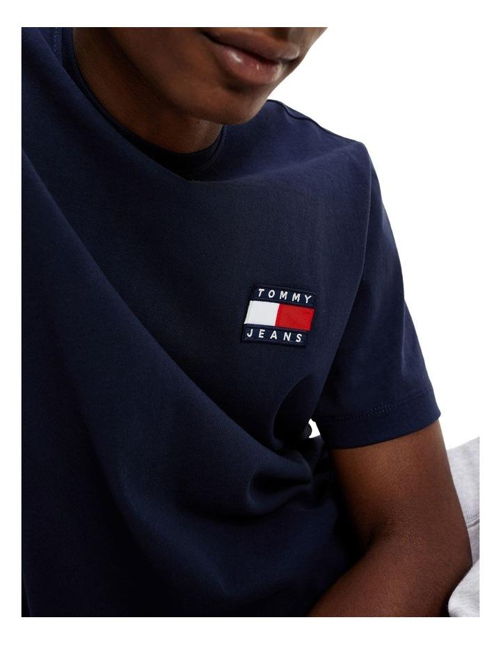 Tommy Badge Organic Cotton T-Shirt image 4