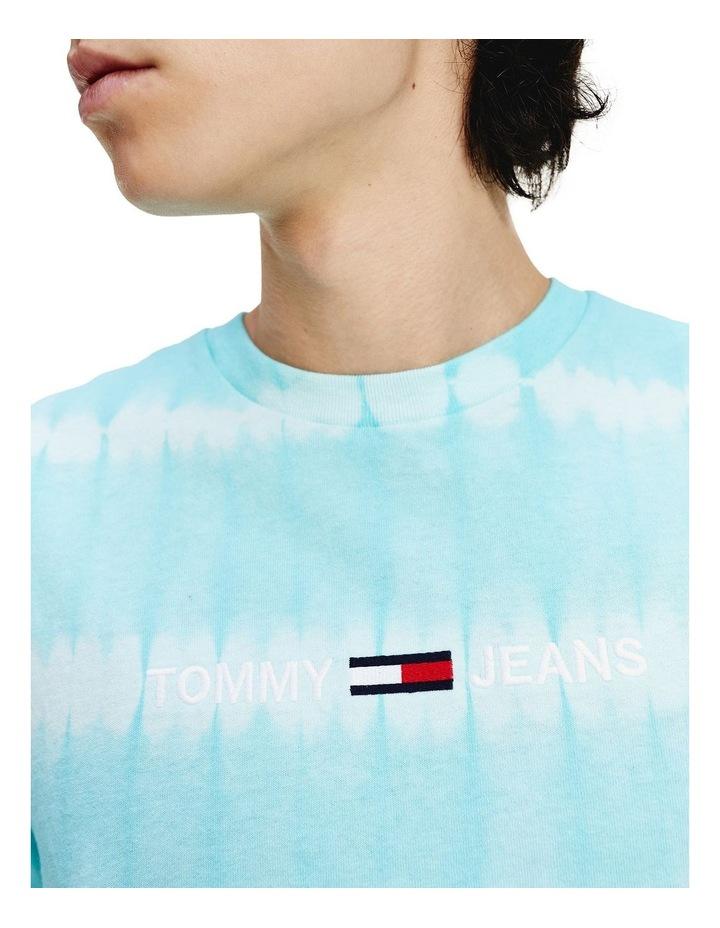 Tie-Dye Cotton T-Shirt image 3