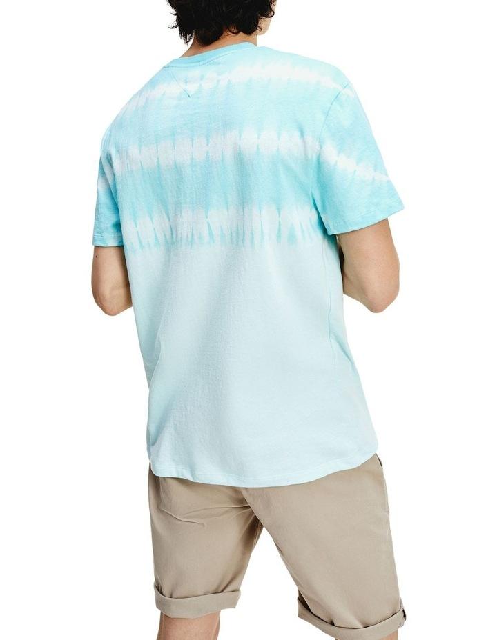 Tie-Dye Cotton T-Shirt image 4