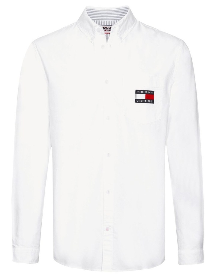 TJM Oxford Badge Shirt image 3
