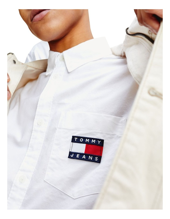 TJM Oxford Badge Shirt image 4