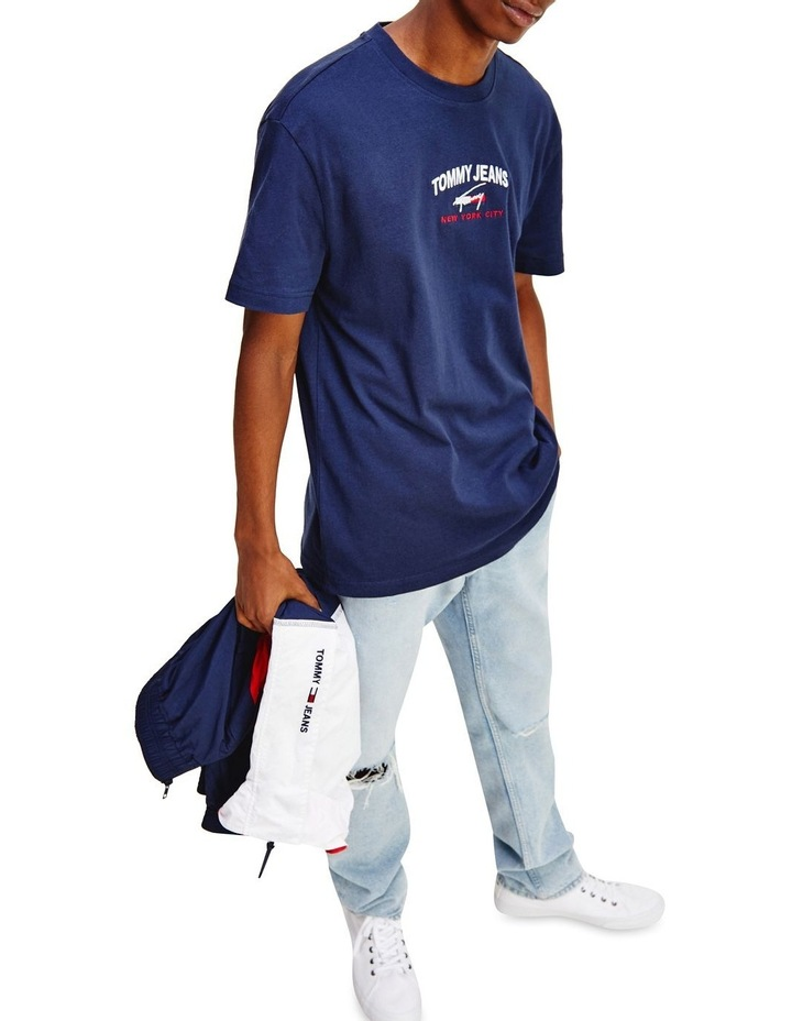 Timeless Tommy Script Tee image 1