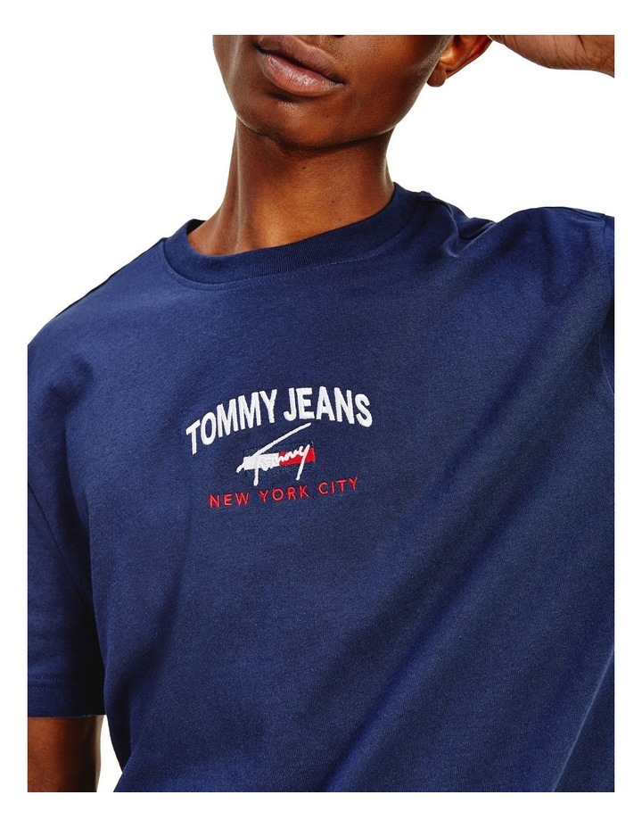 Timeless Tommy Script Tee image 4