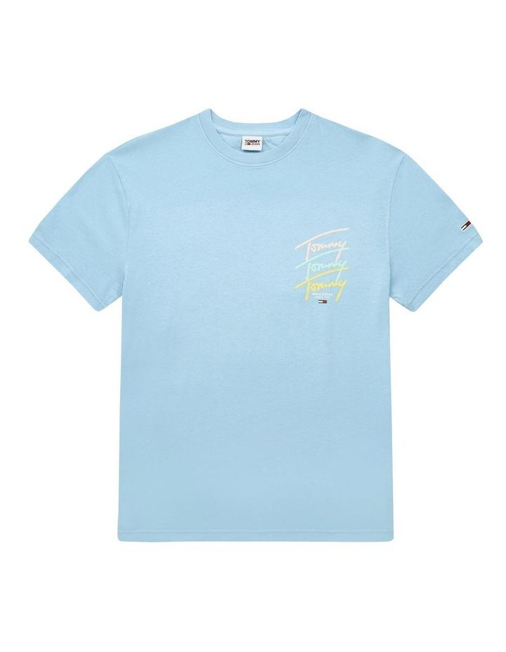 Pastel Signature Logo T-Shirt image 2