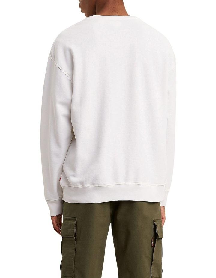 Oversized Graphic Crewneck Sweatshirt image 2