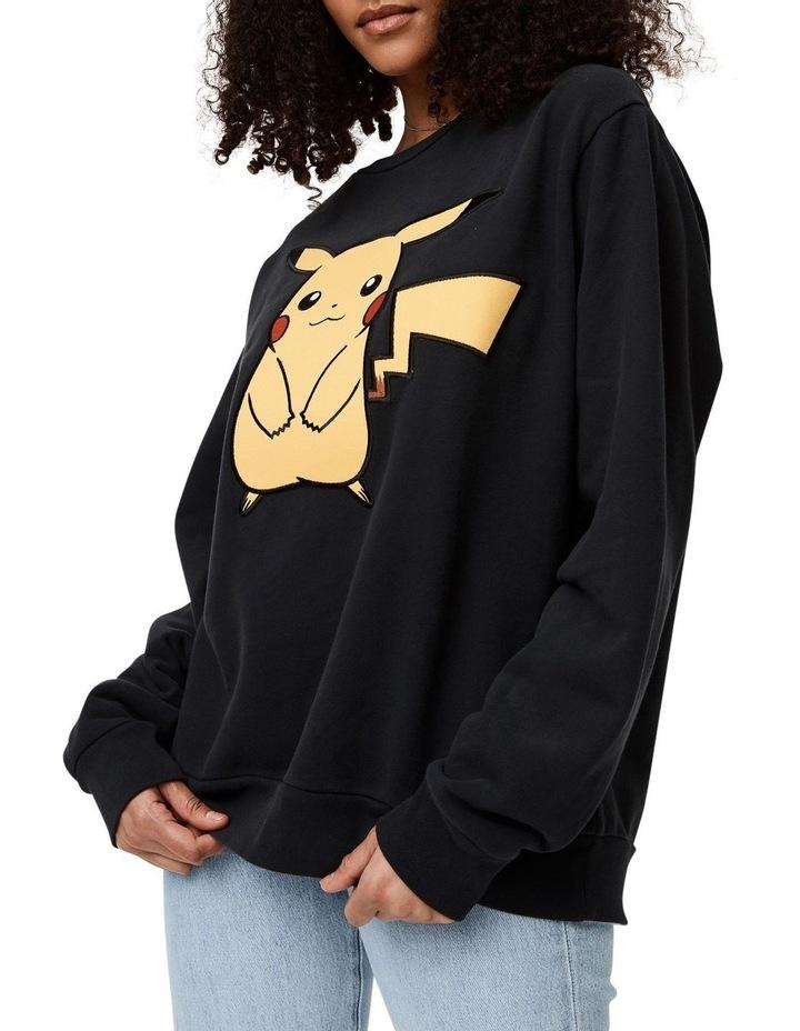 Levi's® x Pokemon Unisex Crewneck Sweatshirt image 2