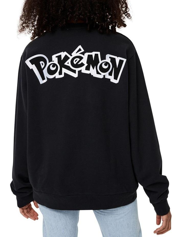 Levi's® x Pokemon Unisex Crewneck Sweatshirt image 3