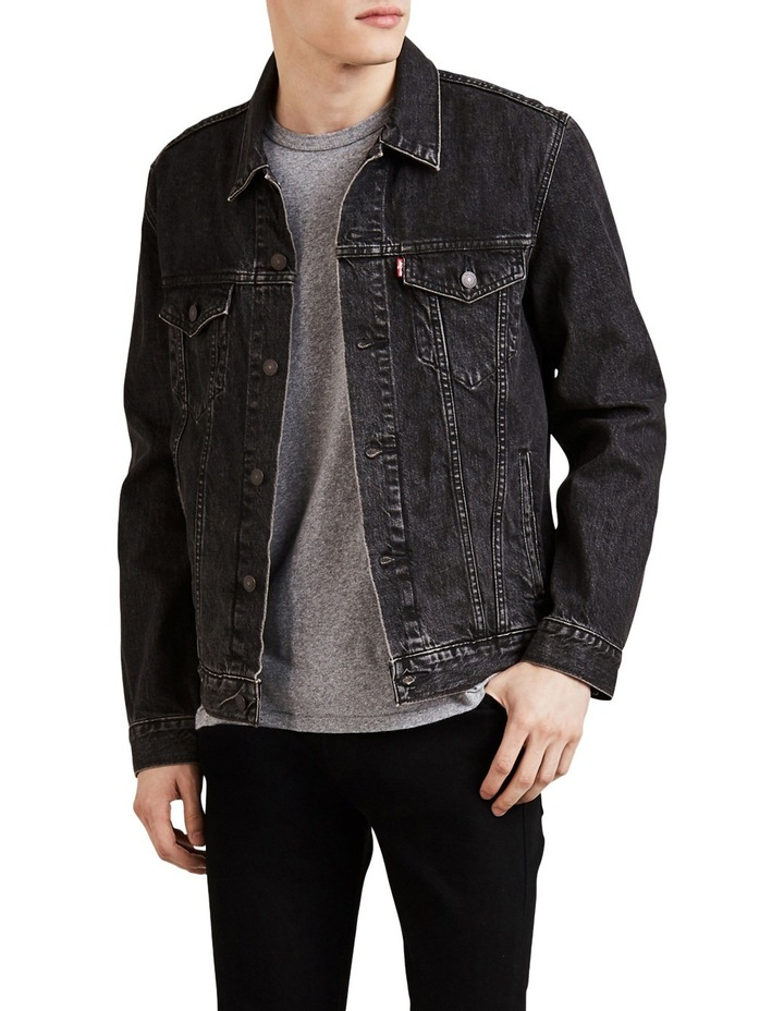 The Trucker Jacket image 1