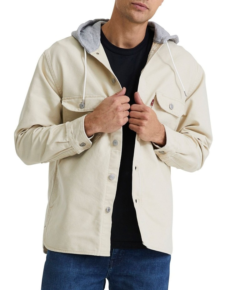Hooded Jackson Overshirt image 1