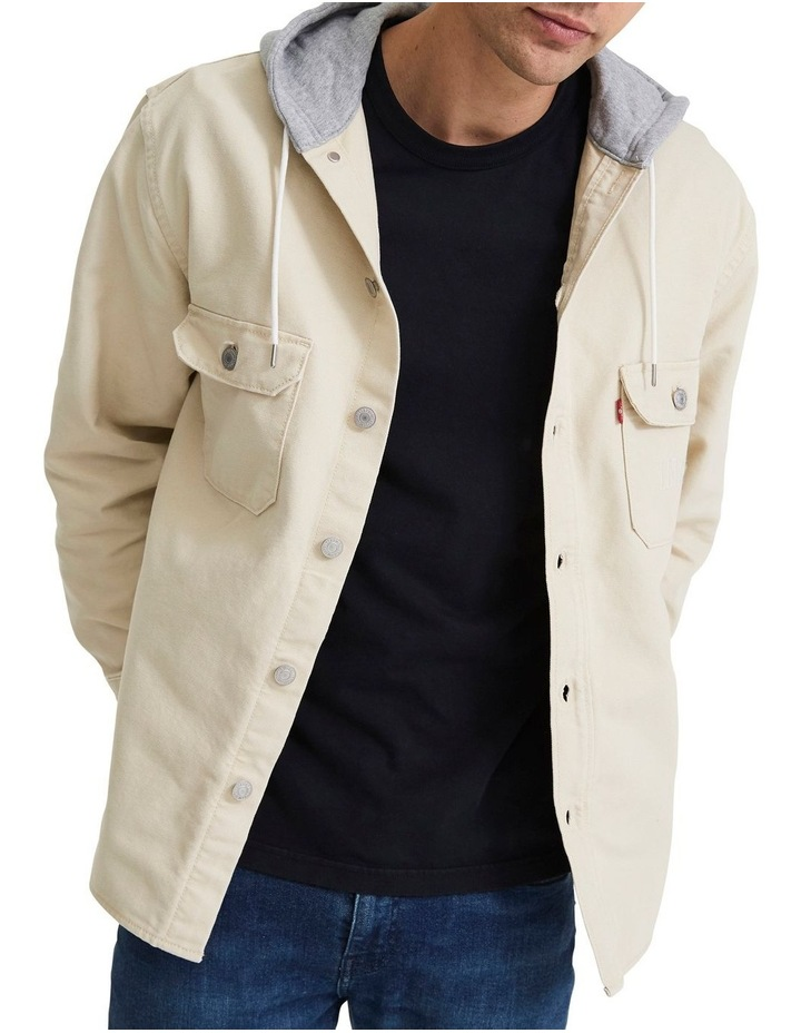 Hooded Jackson Overshirt image 2