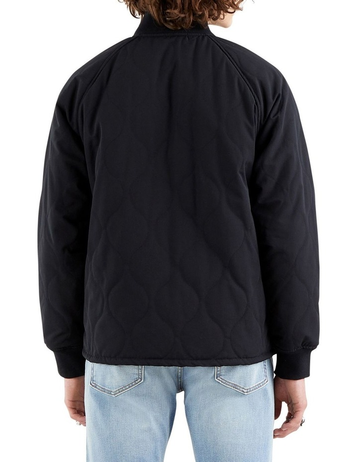 Hyde Quilted Bomber Jacket image 2