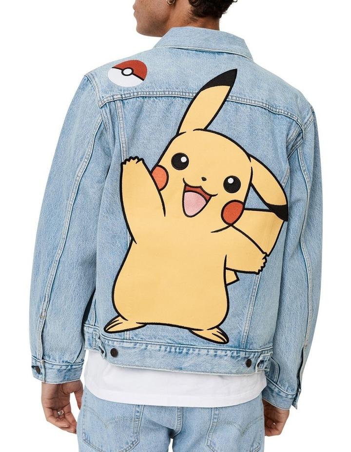 Levi's®  x Pokemon Vintage Fit Trucker Jacket image 1