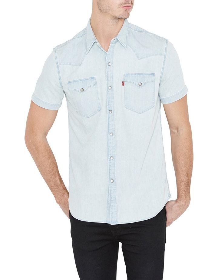 Short Sleeve Barstow Western Shirt image 1