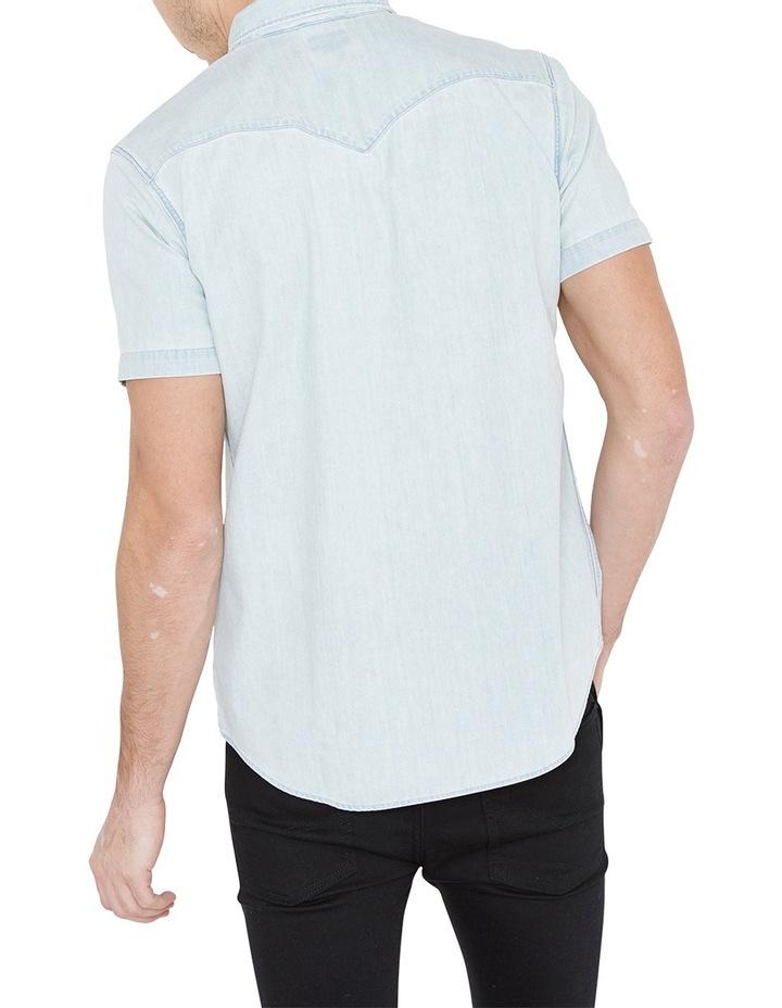 Short Sleeve Barstow Western Shirt image 2