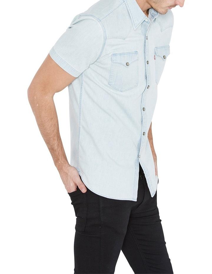Short Sleeve Barstow Western Shirt image 3