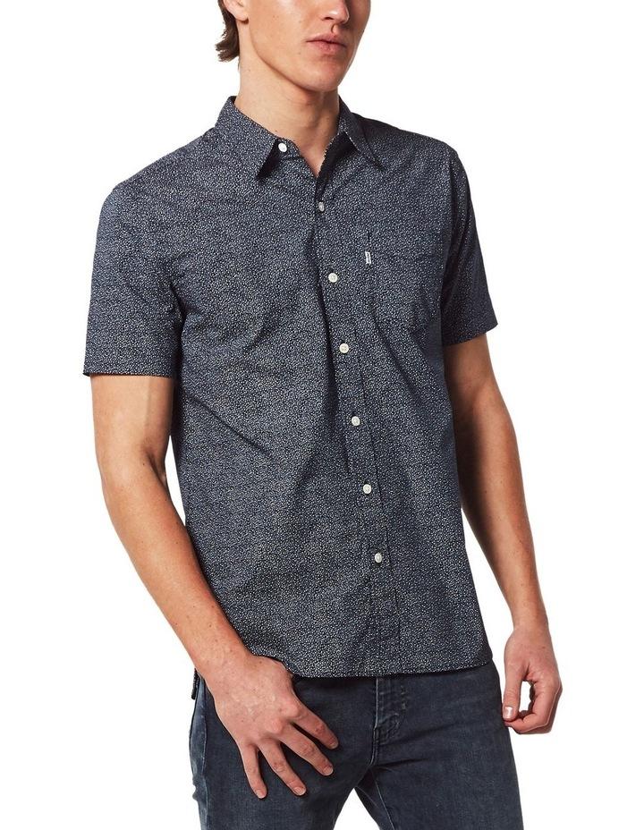 Short Sleeve Sunset 1 Pocket Shirt image 1