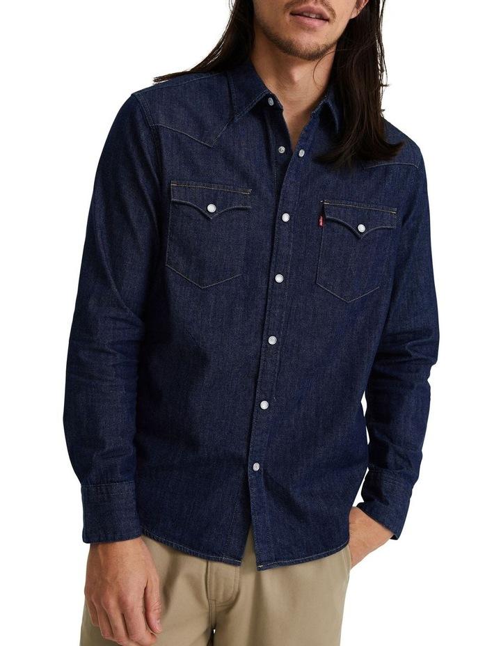 Barstow Western Denim Shirt image 1