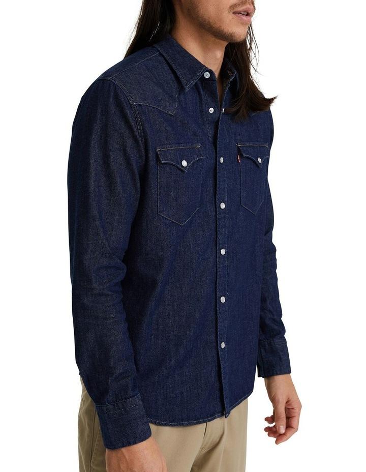 Barstow Western Denim Shirt image 2