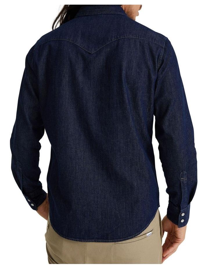Barstow Western Denim Shirt image 3