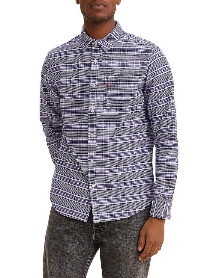 Standard Fit Sunset 1 Pocket Shirt image 1