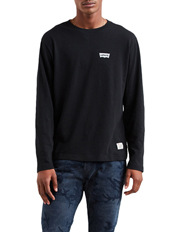 LEVI'S ® JUSTIN TIMBERLAKE LONG-SLEEVE GRAPHIC TEE