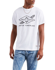 LEVI'S ® JUSTIN TIMBERLAKE SHORT-SLEEVE GRAPHIC TEE