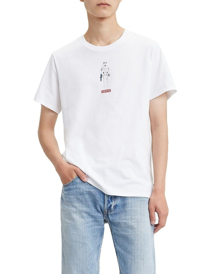 Star Wars™ x Levi's® Graphic Tee Storm Trooper image 1