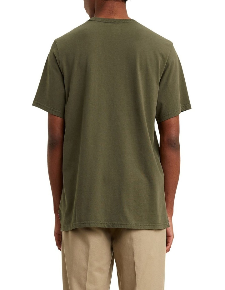 Levi's®  Serif Logo Relaxed Graphic Tee image 2
