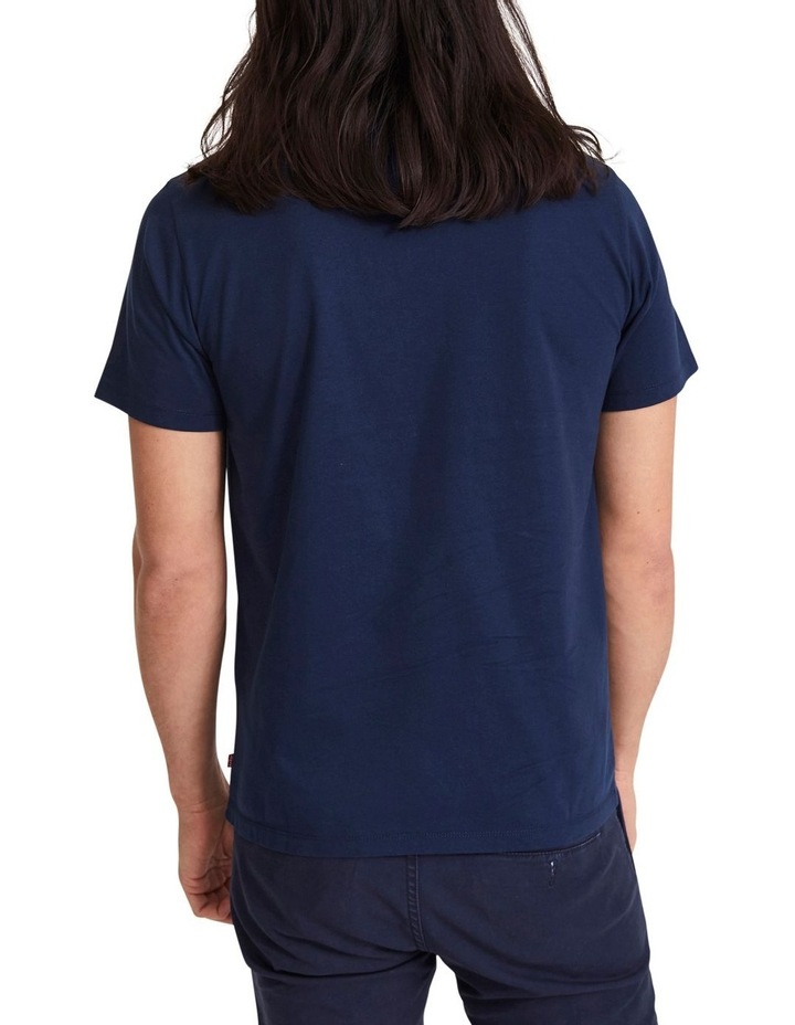 Graphic Set In Neck Short Sleeve Tee image 2
