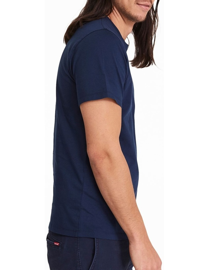 Graphic Set In Neck Short Sleeve Tee image 3