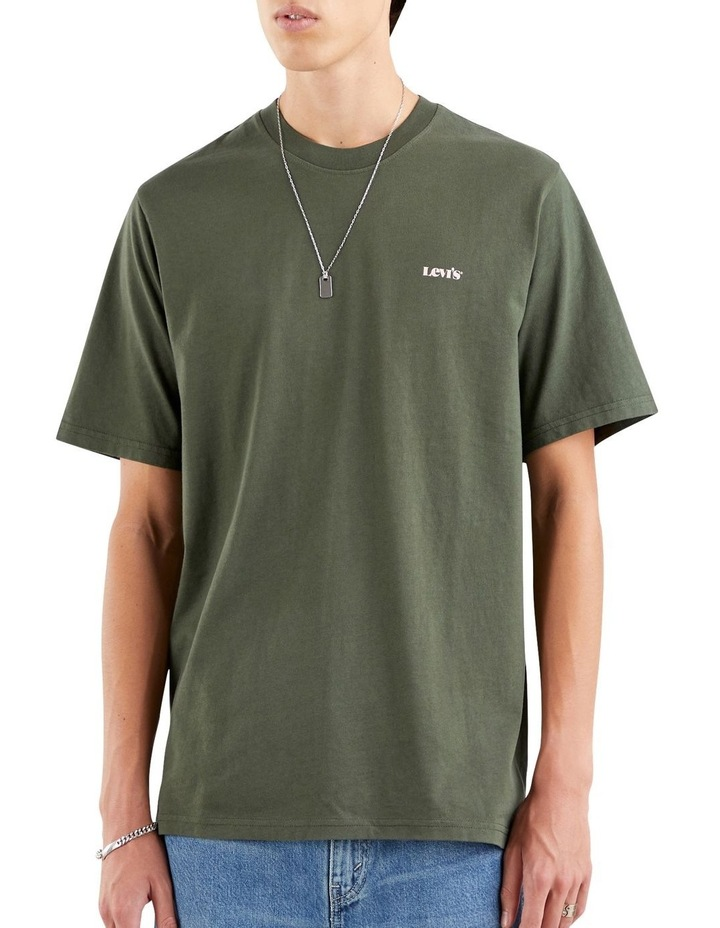 Relaxed Fit Logo Short Sleeve T-Shirt image 1