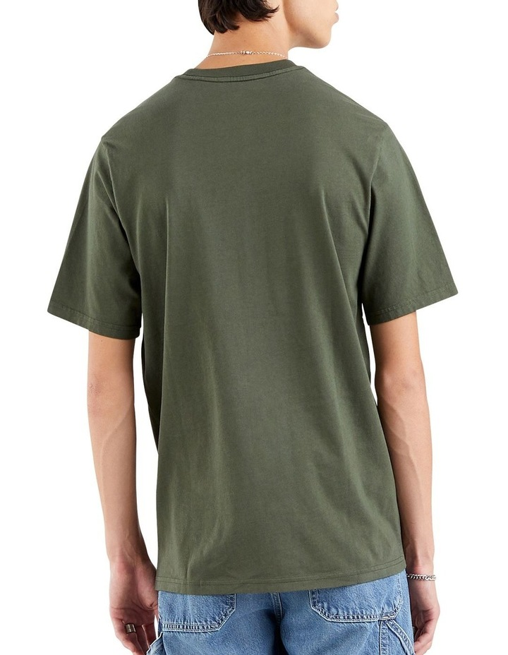 Relaxed Fit Logo Short Sleeve T-Shirt image 3
