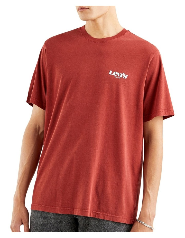 Relaxed Fit Short Sleeve T-Shirt image 3