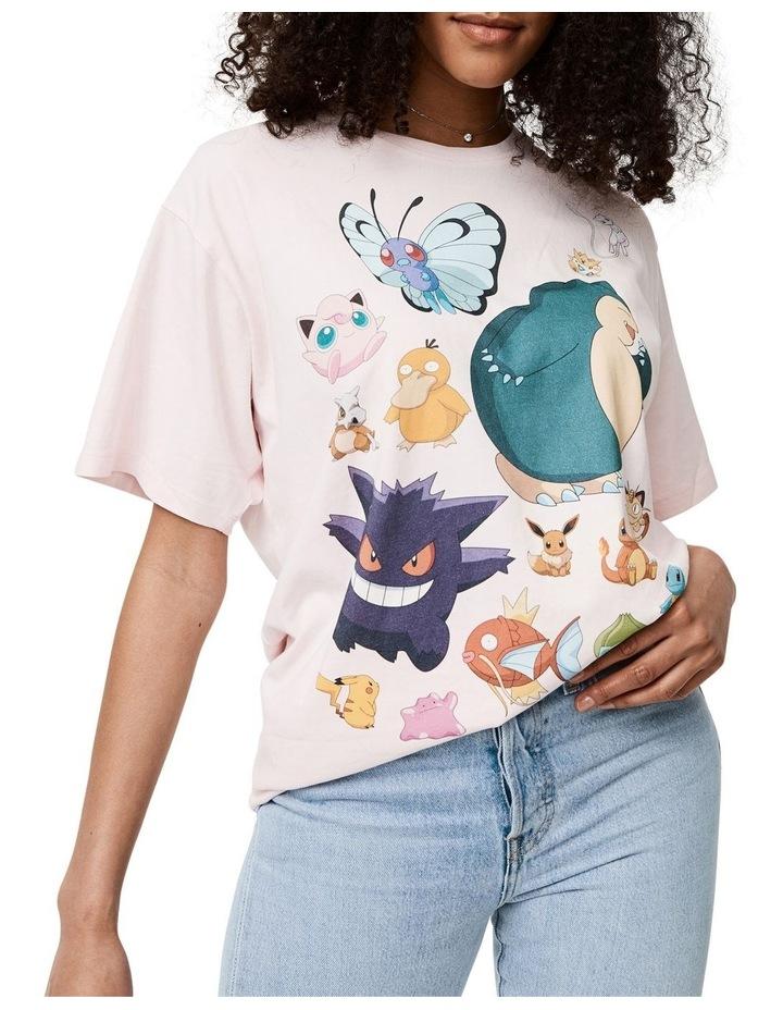 Levi's® x Pokemon Unisex T-shirt image 1