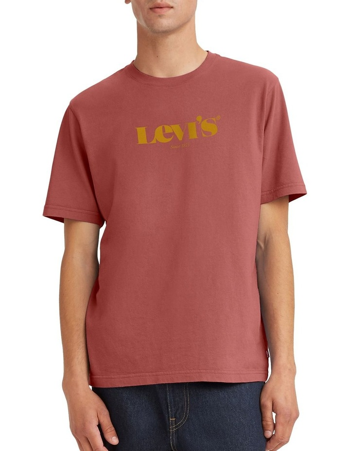 Relaxed Fit Short Sleeve T-Shirt image 1