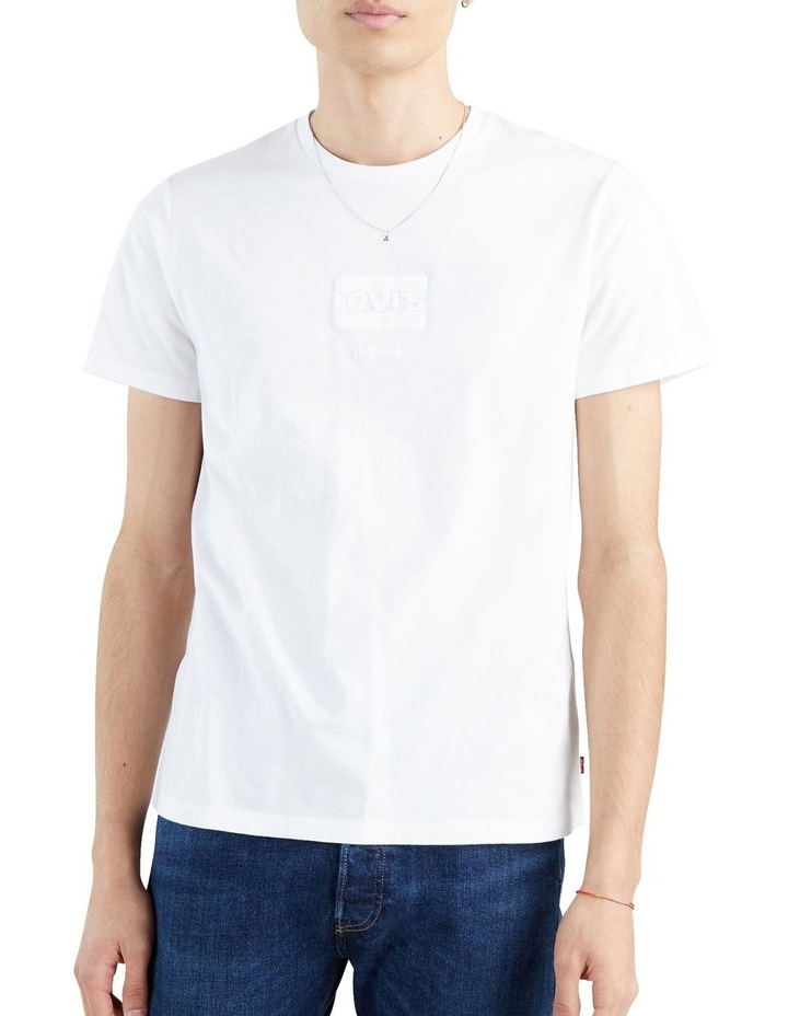 Logo Graphic T-Shirt White image 1