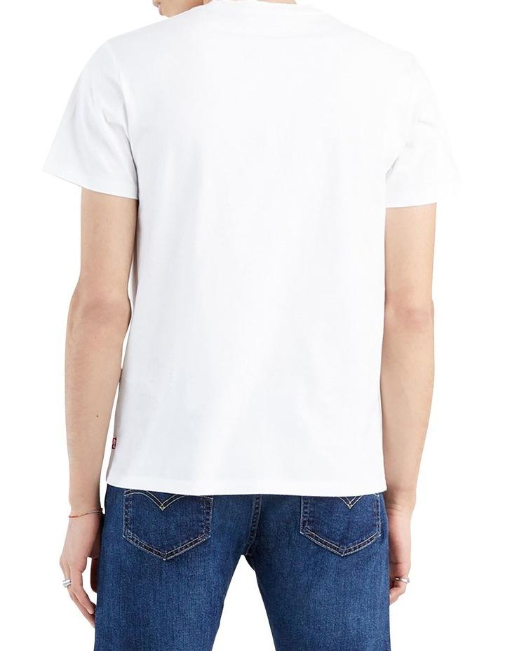 Logo Graphic T-Shirt White image 2