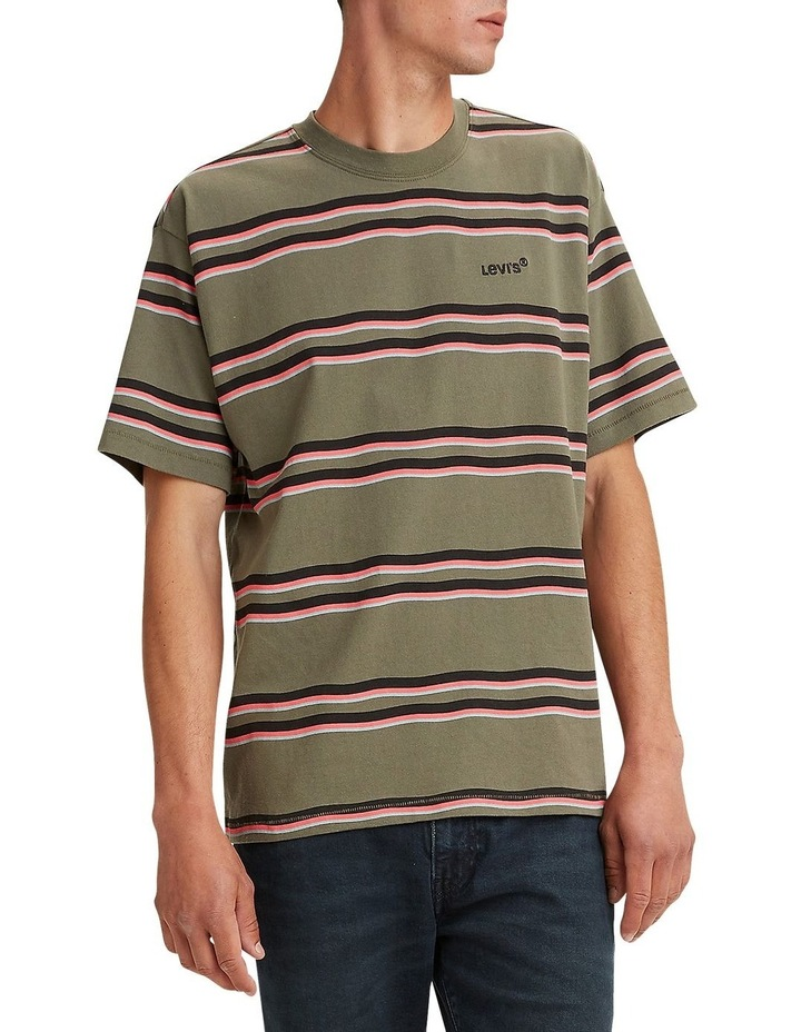 Red Tab Vintage Fit T-Shirt image 1