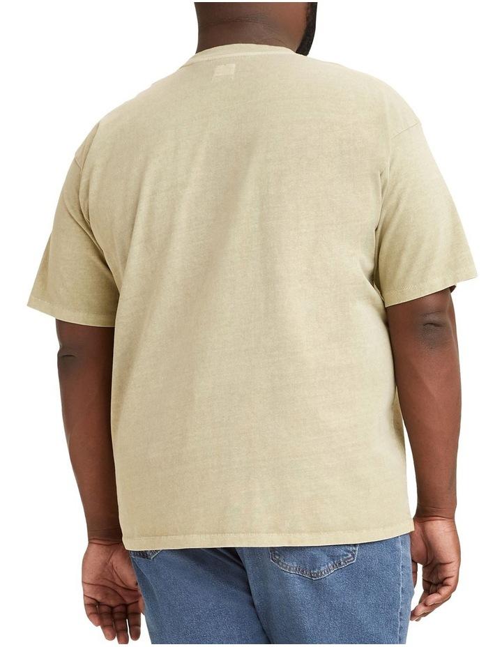 Big & Tall Red Tab Vintage T-Shirt image 2