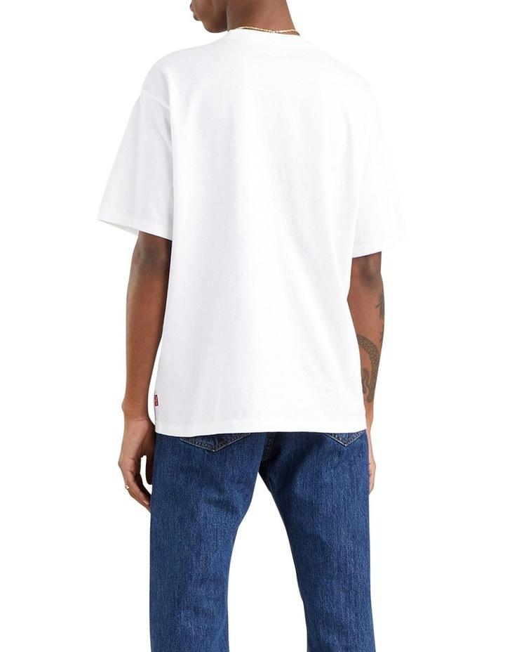 Red Tab Vintage T-shirt White image 2