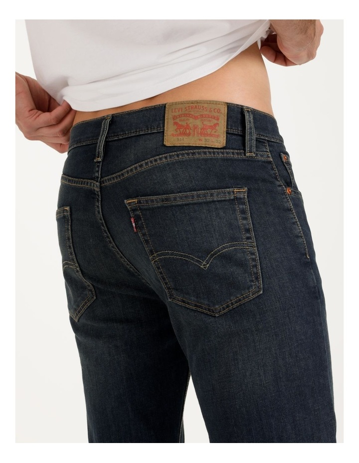 514 Straight Fit Jeans image 5
