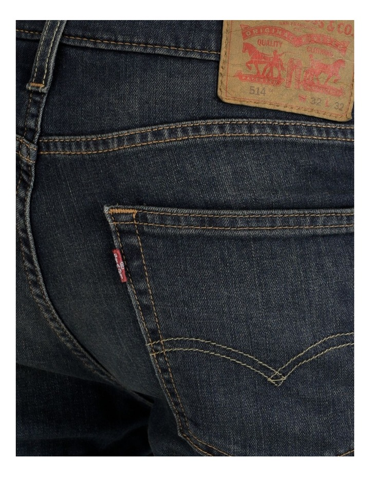 514 Straight Fit Jeans image 7