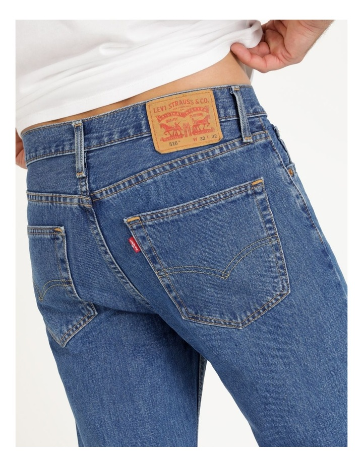 516 Slim Fit Straight Jeans image 5