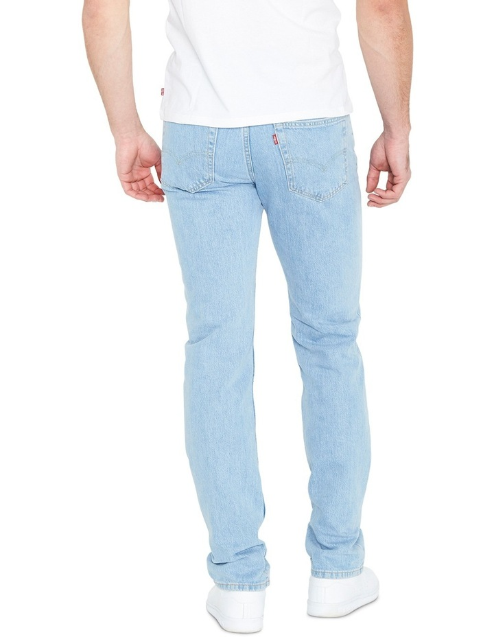 516™ Slim Fit Straight Jeans image 2