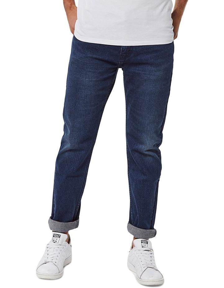 Regular Taper Fit Jeans 502 image 1